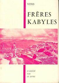 Frères kabyles - Vito - Livre