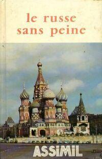 Le russe sans peine - A. Chérel - Livre