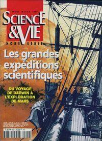 Science & vie Hors-série n°202 : Les grandes expéditions scientifiques - Collectif - Livre