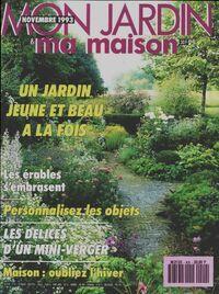 Mon jardin & ma maison n°409 : Un jardin jeune et beau à la fois - Collectif - Livre