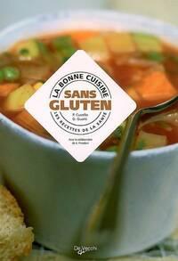 La bonne cuisine sans gluten - P. Cuvello - Livre