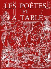 Les poètes et la table - Collectif - Livre