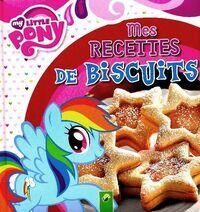 Mes recettes de biscuits - Xx - Livre