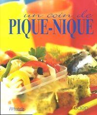 Un coin de pique-nique - Alain Condrieux - Livre