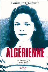 Algérienne - Louisette Ighilahriz - Livre