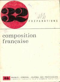 Composition française - Collectif - Livre