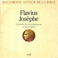 Flavius Josephe : Un témoin de la Palestine au temps des apôtres - Collectif - Livre
