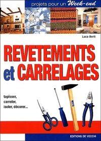 Revêtements et carrelage - Luca Berti - Livre