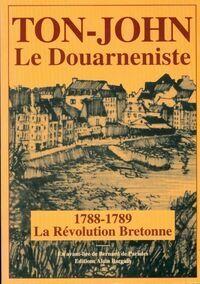 Ton-John le Douarneniste - Georges Le Merdy - Livre