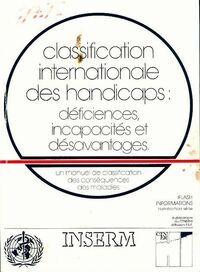 Classification internationale des handicaps - Philippe Lazar - Livre