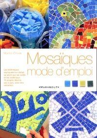 Mosaïques, mode d'emploi - Martin Cheek - Livre