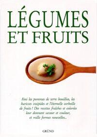 Légumes et fruits - Théo Martins - Livre