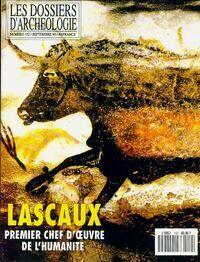Les dossiers d'archéologie n°152 : Lascaux - Collectif - Livre