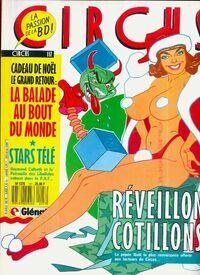 Circus n°117 : Réveillon cotillons - Collectif - Livre