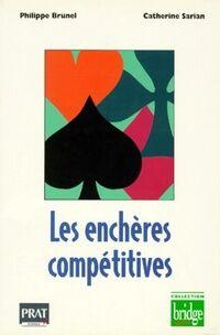 Les enchères compétitives - Philippe Brunel - Livre