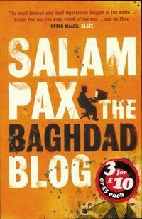 Salam pax : The baghdad blog - Salam Pax - Livre