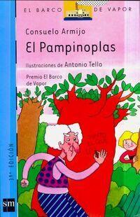 El pampinoplas - Consuelo Armijo Navarro-Reverte - Livre