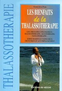 Les bienfaits de la thalassothérapie - Geneviève Pons - Livre