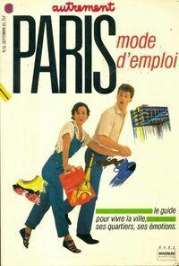 Paris mode d'emploi - Collectif - Livre