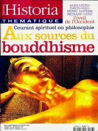 Historia thématique n°67 : Aux sources du bouddhisme - Collectif - Livre