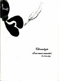Chronologie d'un coeur meurtri - Zhiwoi Ron - Livre