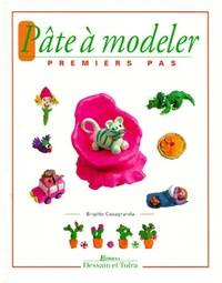 Pâte à modeler - Brigitte Casagranda - Livre