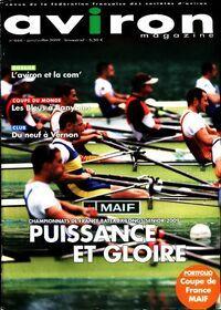 Aviron magazine n°666 : Puissance et gloire - Collectif - Livre