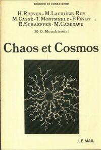 Chaos et cosmos - Collectif - Livre