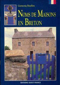 Noms de maisons en breton - Ihuellou - Livre