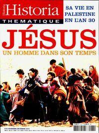 Historia thématique n°86 : Jésus, un homme de son temps - Collectif - Livre