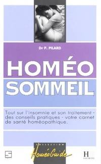 Homéo sommeil - Docteur Picard - Livre