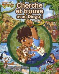 Cherche et trouve avec Diego ! - Lise Boëll - Livre