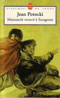 Manuscrit trouvé à Saragosse - Jean Potocki - Livre