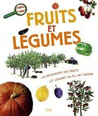 Fruits et légumes - Pascale Hédelin - Livre