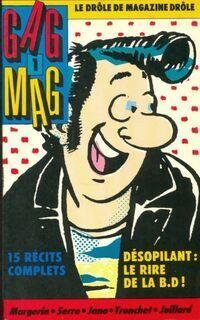 MAG Gag mag n°1 - Collectif - Livre