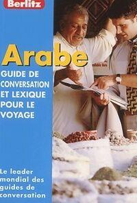 Arabe. Guide de conversation et lexique pour le voyage - Collectif - Livre