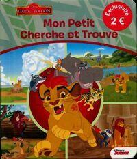 Roi Lion : Mon petit cherche et trouve - Collectif - Livre