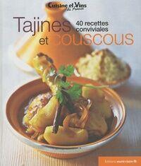 Tajines et couscous. 40 recettes conviviales - Irène Karsenty - Livre