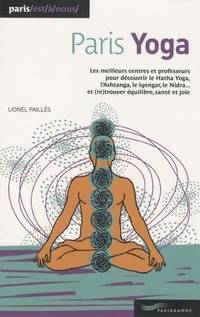 Paris yoga - Lionel Paillès - Livre
