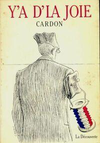 Y'a d'la joie - Jacques-Armand Cardon - Livre