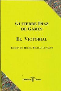 El victorial - Gutierre Diaz De Games - Livre