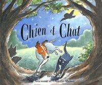 Chien et chat - Claudio Munoz - Livre