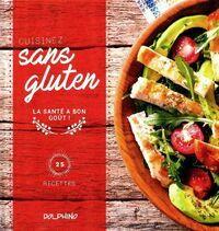 Cuisinez sans gluten - Collectif - Livre