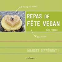 Repas de fête vegan - Diana P. Gemelli - Livre