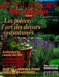 Mon jardin & ma maison n°460 : Les potées, l'art des décors instantanés - Collectif - Livre