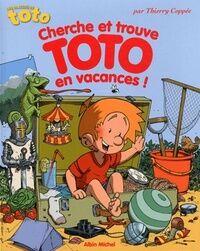 Cherche et trouve toto en vacances ! - Collectif - Livre