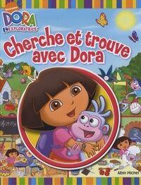 Cherche et trouve avec Dora - Collectif - Livre