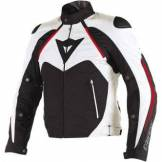 DAINESE Blouson DAINESE Hawker D-Dry Black / White / Red