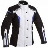 BERING Blouson BERING Safari Lady Black/ Grey / Blue
