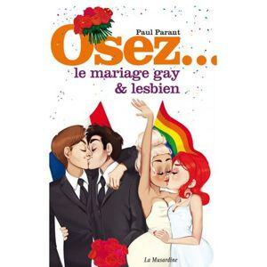 Osez le mariage Gay et Lesbien - Publicité